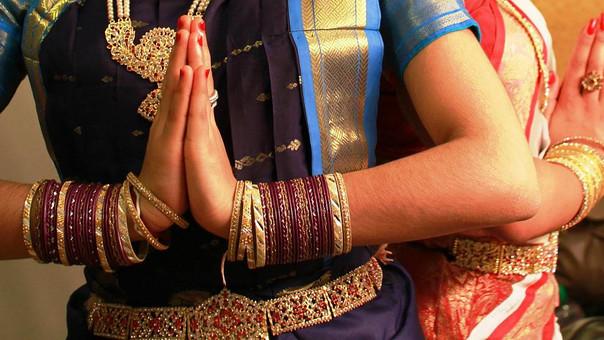 Shades of Bollywood