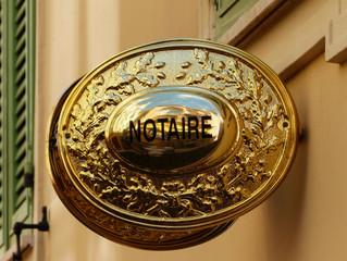 Порядок выезда нотариусов г. Геленджика за пределы нотариальной конторы
