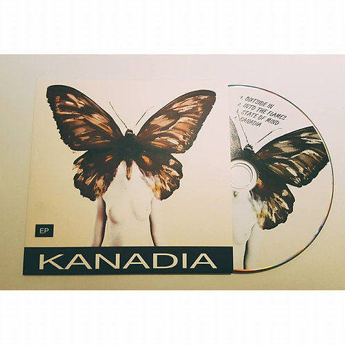 Limited Edition signed Kanadia EP