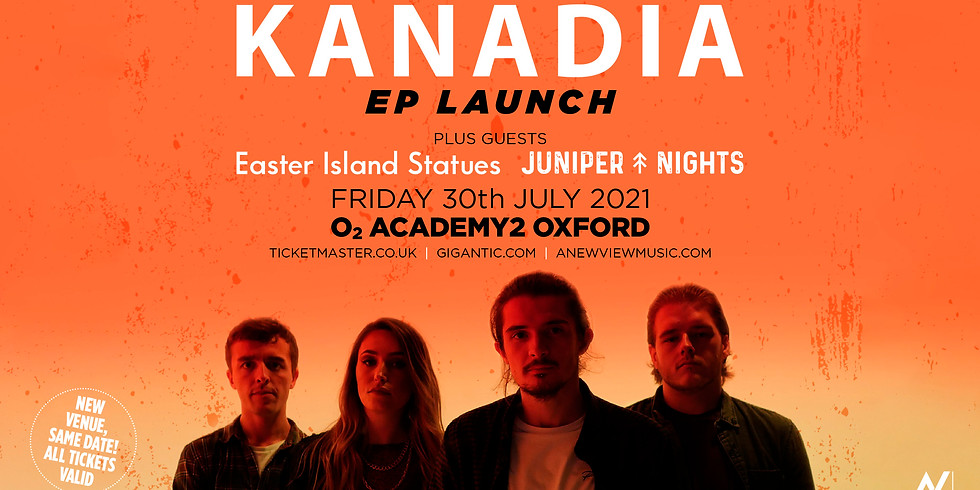 EP Launch