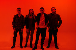 Kanadia music band EP launch press shot