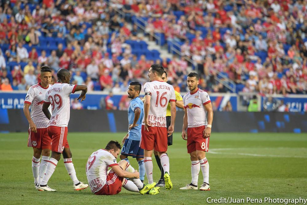 Maxi Moralez hizo el gol de NYCFC.