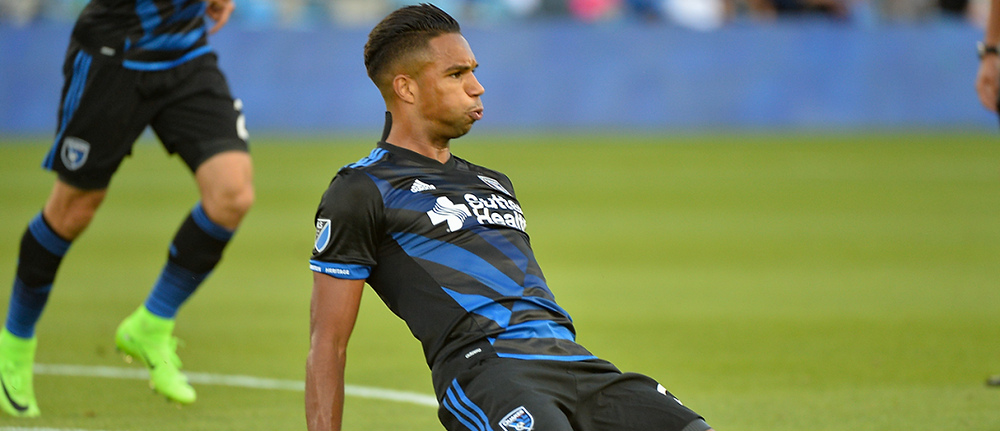 San Jose Earthquakes.