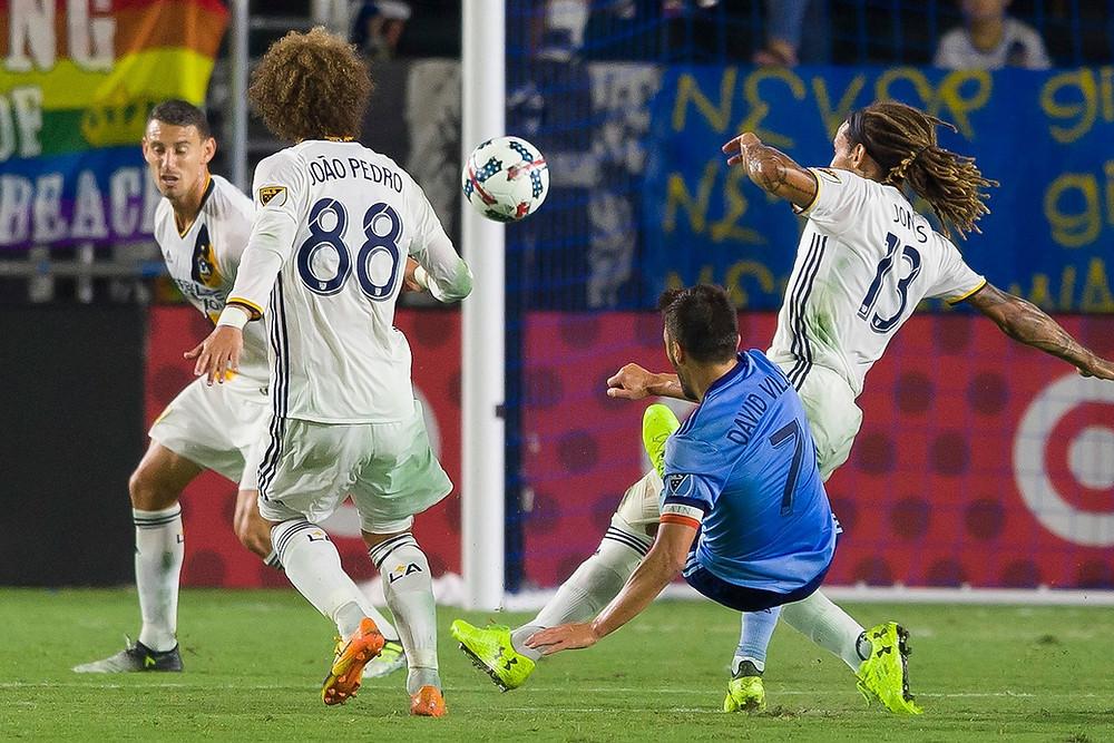 El Gol de David Villa.