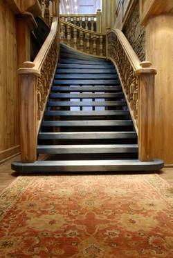 escalier myplagne
