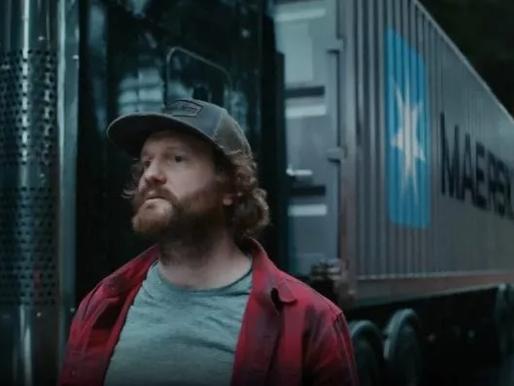Nowa reklama Maerska