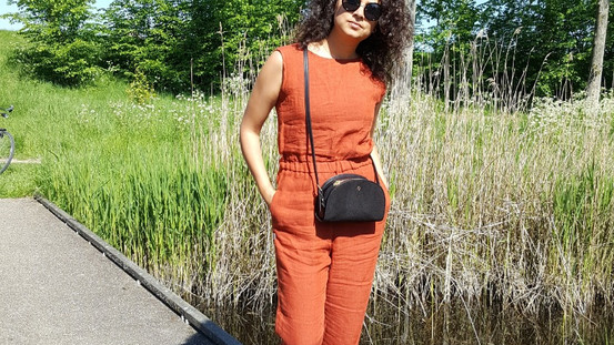 Sustainable outfit #5 - De newbees