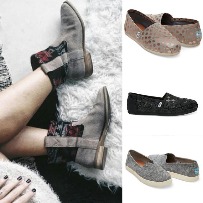 TOMS; meer dan een paar schoenen