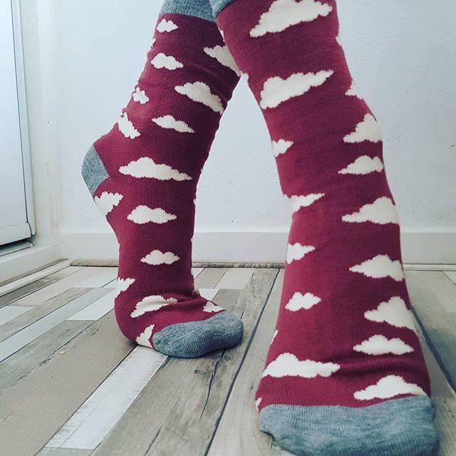 Mijn allereerste duurzame kleding aanschaf; sokken van Braintree