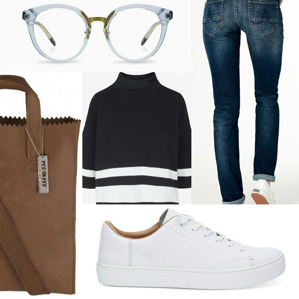 Shop de look - duurzaam outfit voor het voorjaar