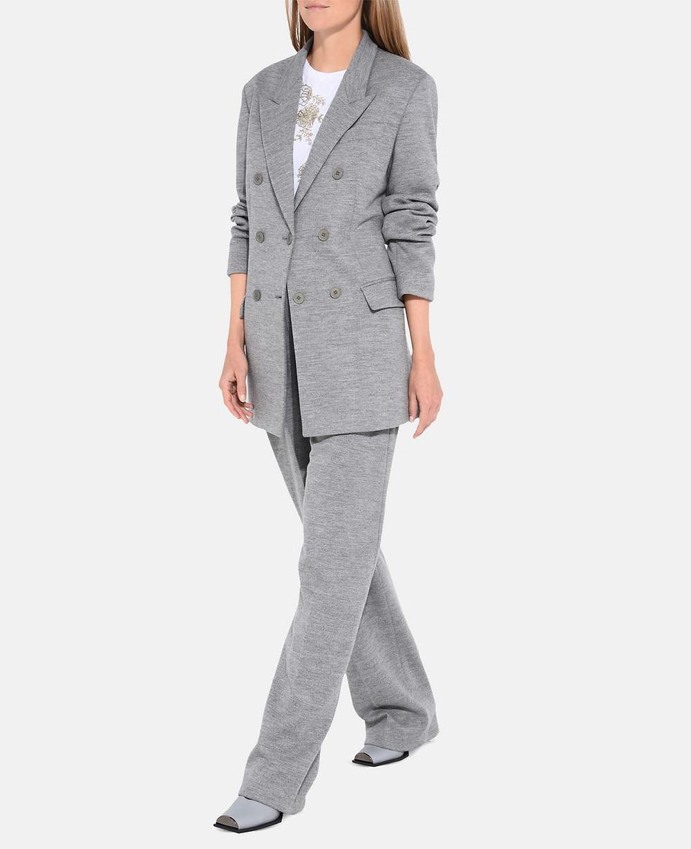 Grijs outfit van Stella McCartney