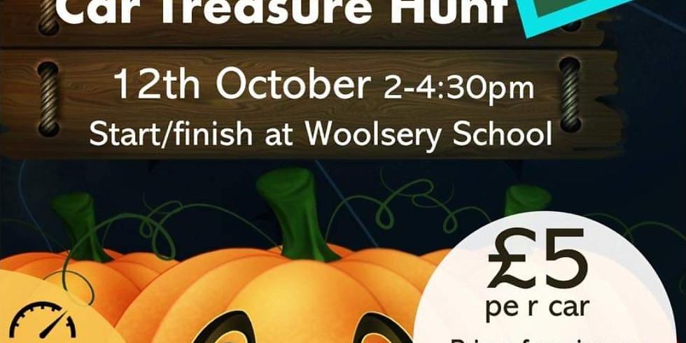 Woolsery Scouts - Pumpkin Car Treasure Hunt