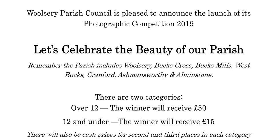 Deadline - Parish Council Photography Competition