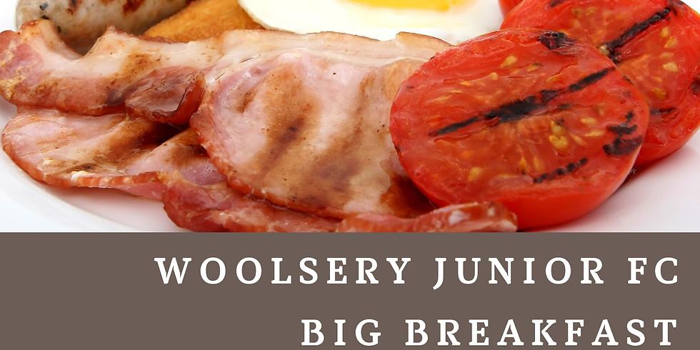 Woolsery Junior FC - Big Breakfast