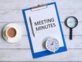 Meeting Minutes 10/6/2021