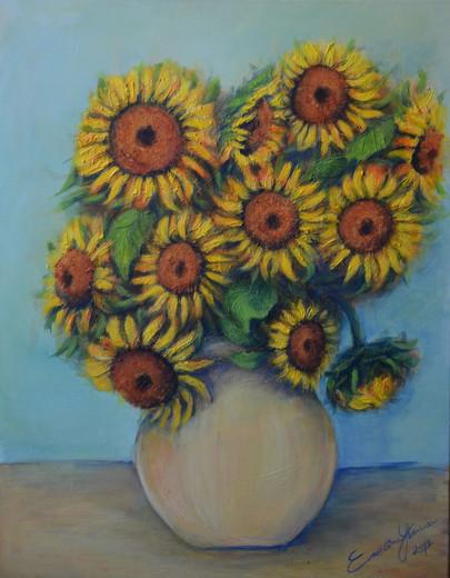 Painture acrylique