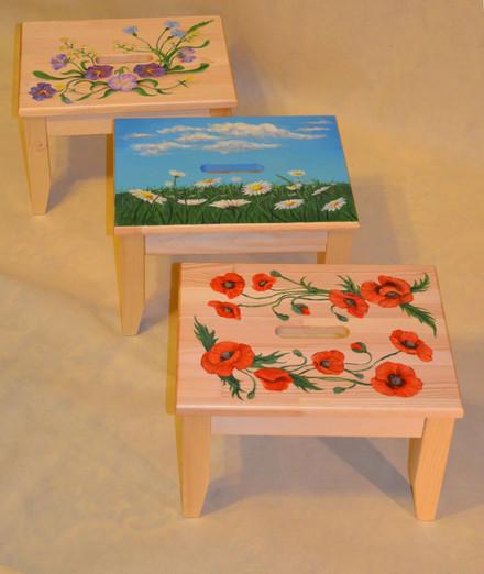 Peinture sur le bois