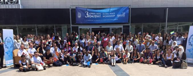 3rd Annual Global Peace Workshop in Turkey