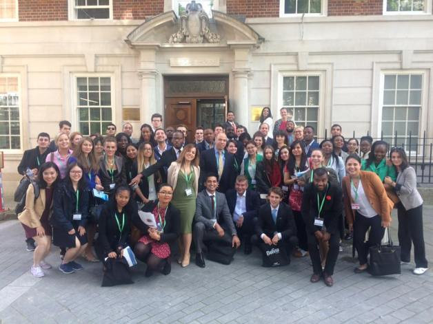 Foreign policy, diplomacy and Brexit: The Young Diplomats Forum