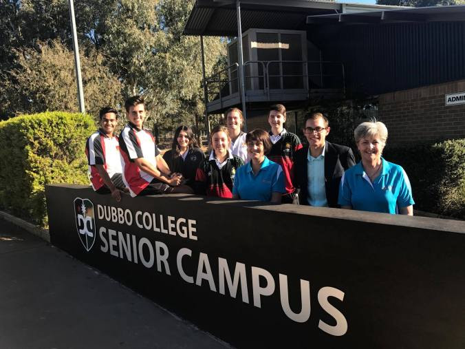How a Year 12 student from Dubbo found opportunity through the GLEP