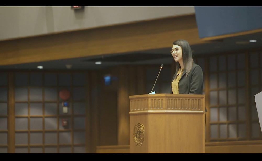 My opening address @ the UN Bangkok for the University Scholars Leadership Symposium 2017