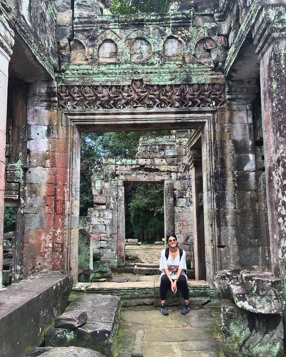 Weekend trip to Angkor Wat, Siem Reap, Cambodia