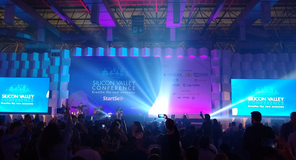 Startse Silicon Valley Conference com Big Shot Blues