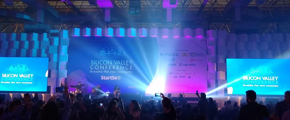 Startse Silicon Valley Conference com Big Shot Blues