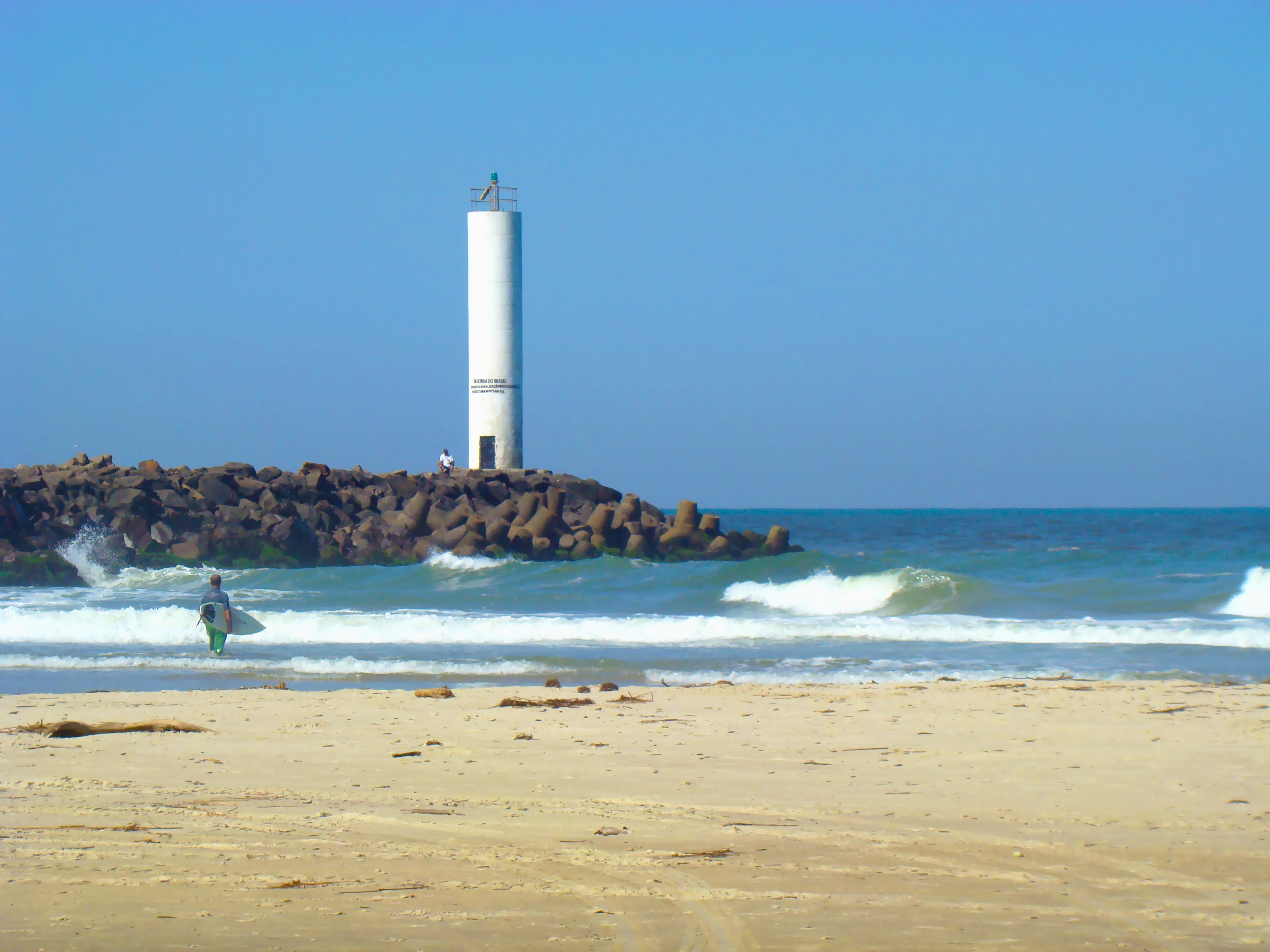 Praia dos Molhes