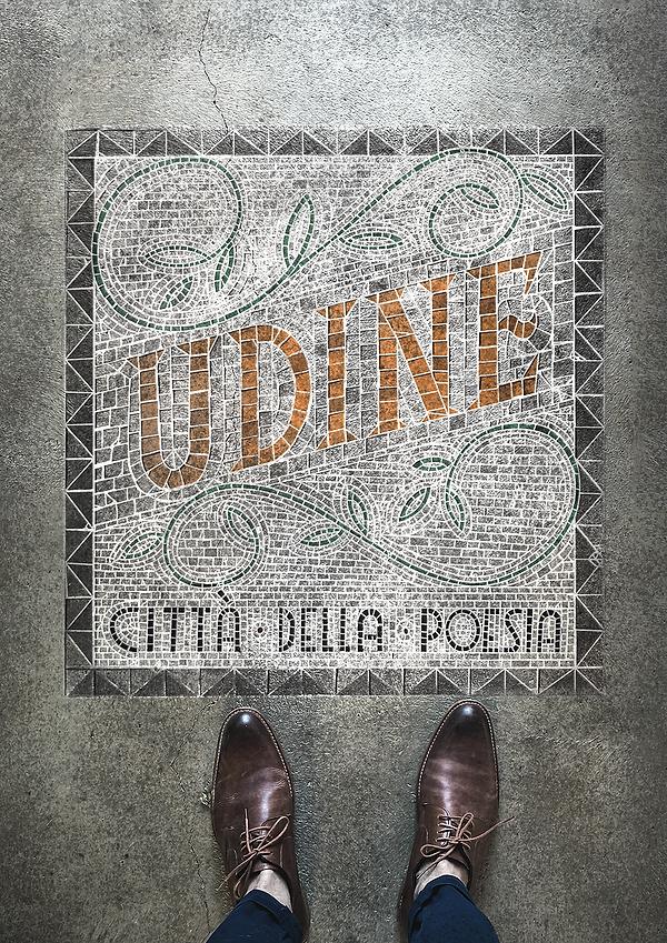 Udine lettering Diogo Ramoreira Final ba