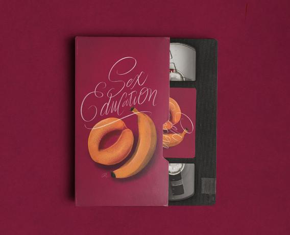 Sex Education VHS