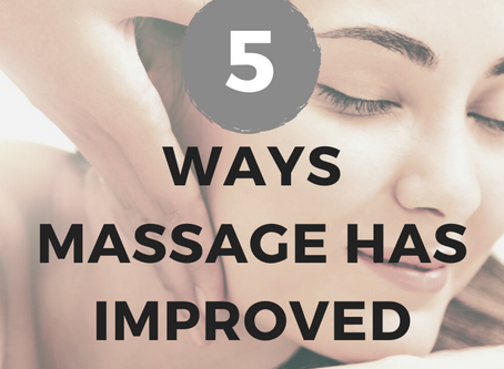 5 Ways Massage Improved the Quality of My Life