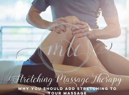 Stretching Massage and Stretching Therapy