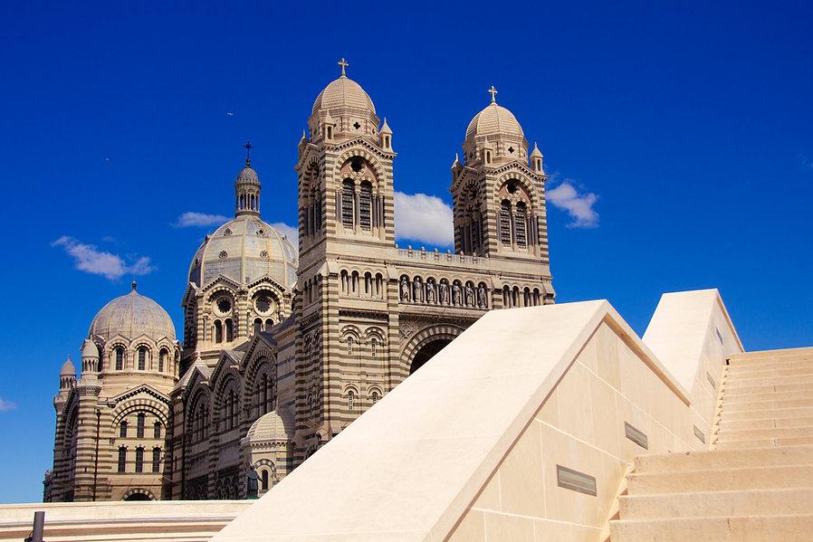 Cathédrale de la Major - Le Panier Marseiller