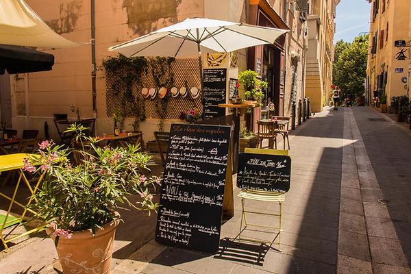Le clan des cigales - Restaurant Marseille - Manger l'Aïoli