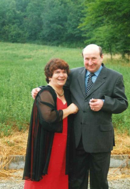 Nando e Maria Agnetti