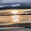 """Thumbnail: """"Coucher de soleil""""  20x20 cm"""