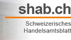 Schweizerisches Handelsamtsblatt SHAB