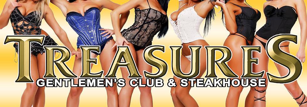 Treasures Gentlemen's Club and Steakhouse