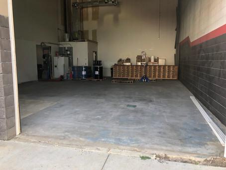 PowerCOAT Second Floor Addition