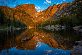 Dream Lake Sunrise Colorado