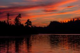 BWCA sunrise