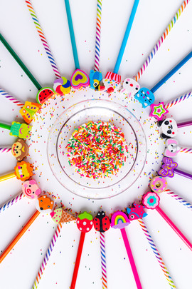 Pencils and Sprinkles