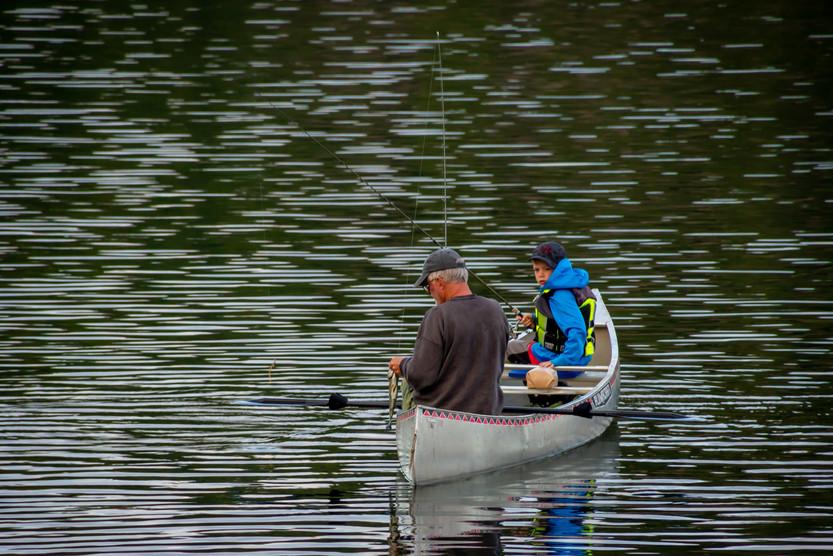 Fishing in the BWCA