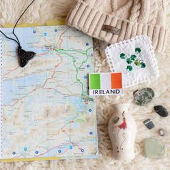 Ireland Flatlay