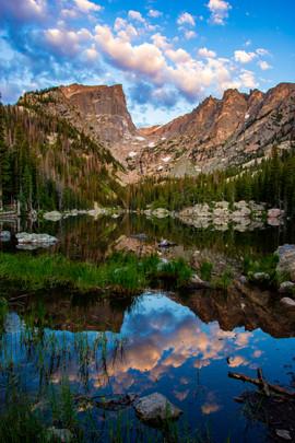 Dream Lake Colorado