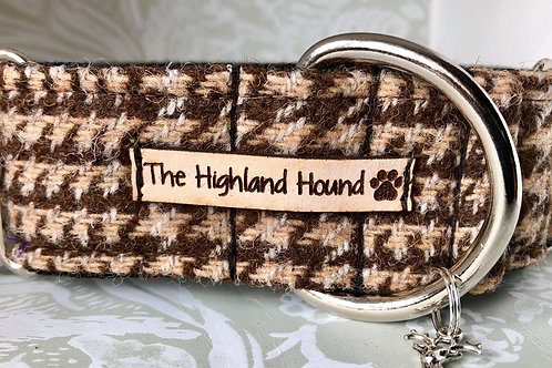 """Stag 1.5"""" Large Martingale Collar"""