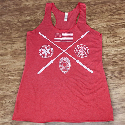 Respond Stronger Firefighter Tank Top