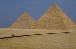 égypte pyramides