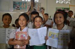 Birmanie (école) - 2017